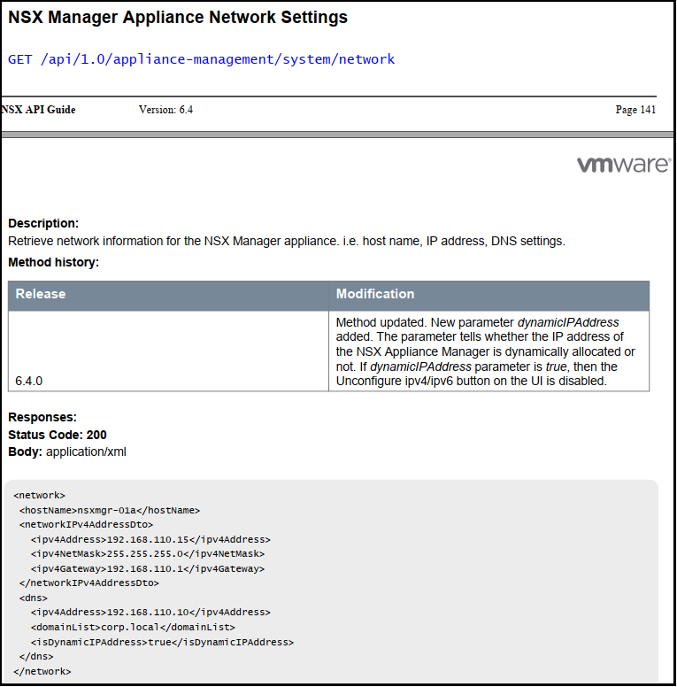 NSX-v 6 4 x: Configure NSX Manager with more than Two DNS